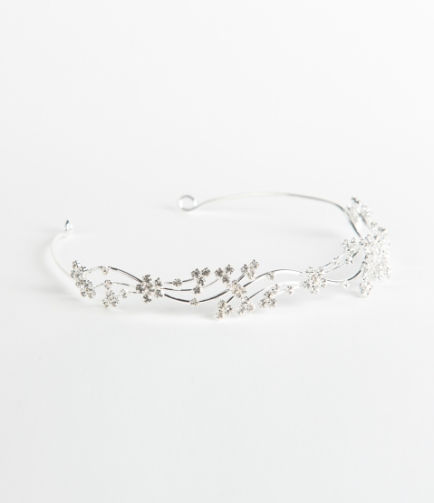 Triple Row Tiara
